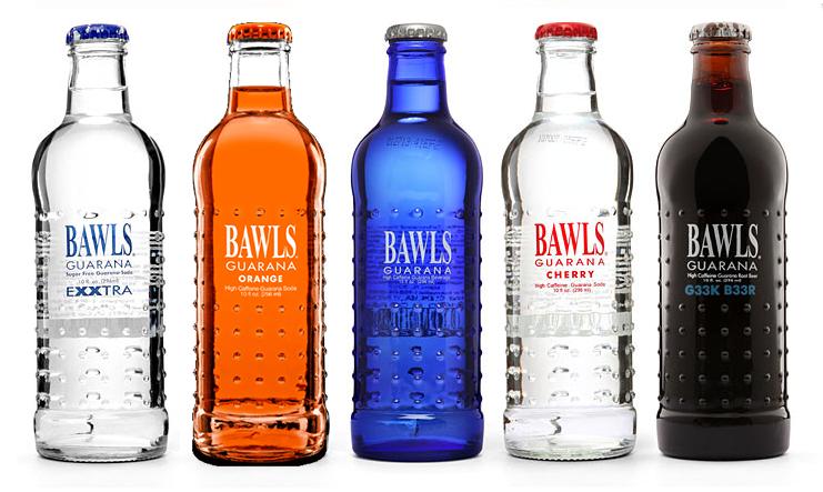 Bawls - Fueled - Half