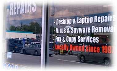 Locally Owned and Operated.