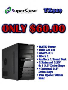 SuperCase TX519