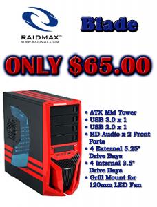 Raidmax Blade1