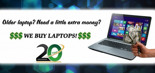 Laptop Purchase - Anniversary - blur